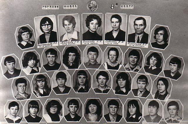 Выпуск-1980