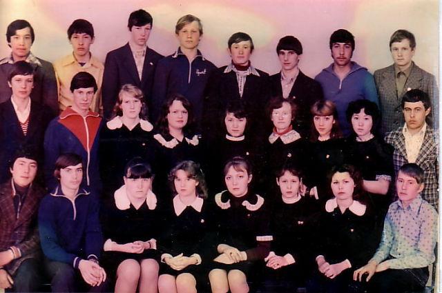 Выпуск-1981