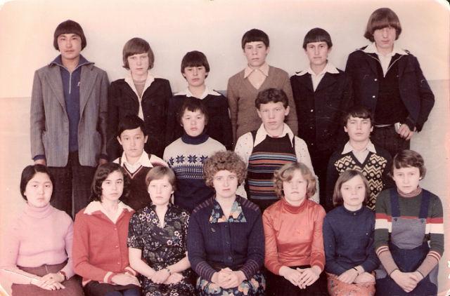 Выпуск-1984