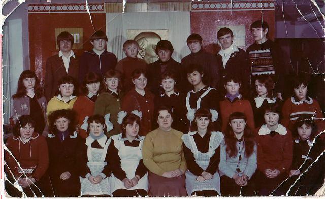 Выпуск-1985