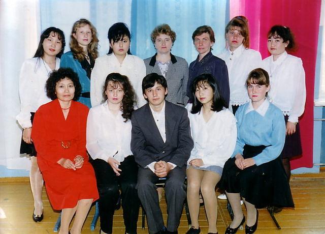 Выпуск-1996