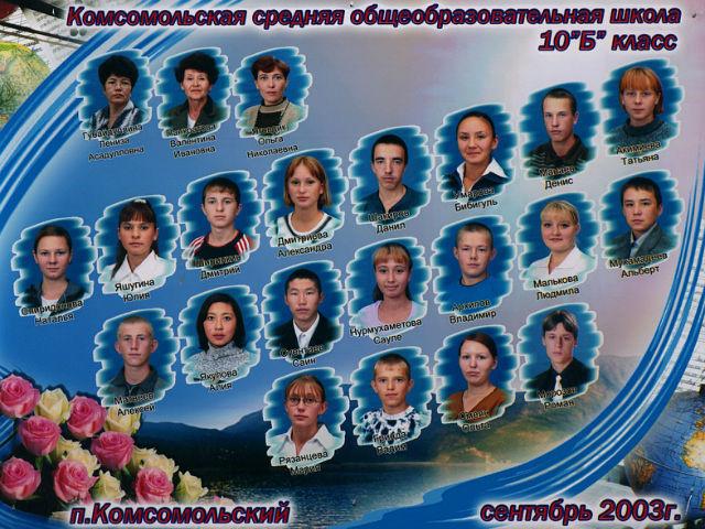Выпуск-2005