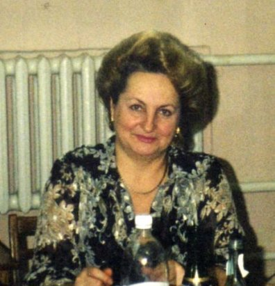 Валентина Безніщенко Пивоварова  Харькова Контрольная инспекция 1999г