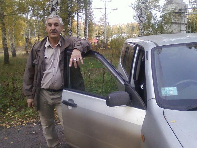 Петр, 65, Uglekamensk