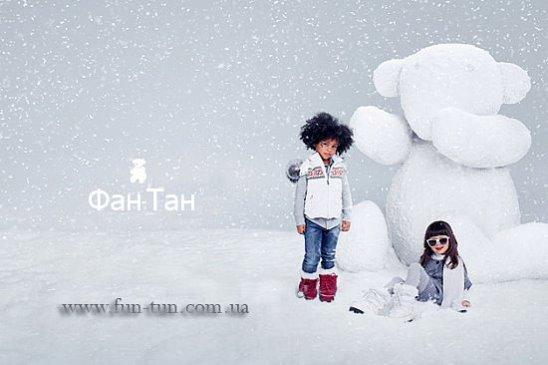 Дитячий одяг у Львові - це магазин Fun-Tun 4825346a872f3