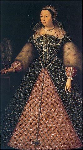 a5903baf8204 Одежда Франции в эпоху Возрождения