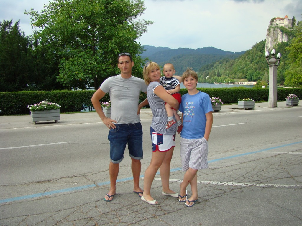 роман бабаян с семьей фото