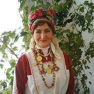 Валентина Ключкина(Илюшкина)