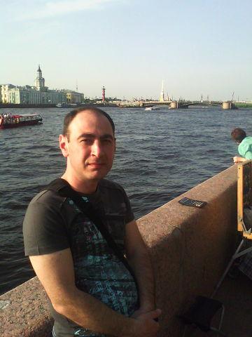 Георгий, 43, Saint Petersburg