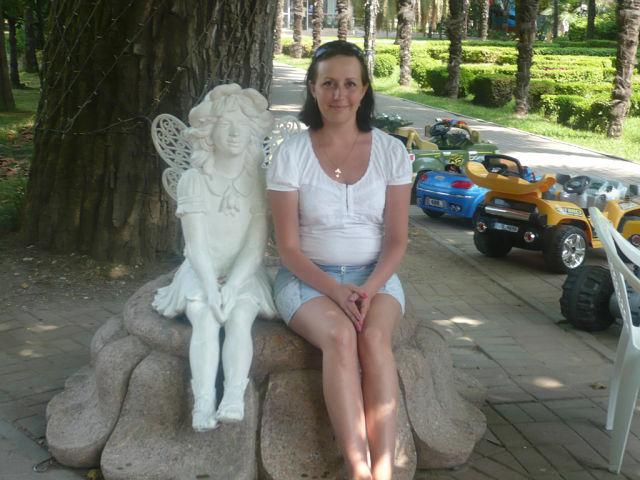 Anna, 40, Murmansk