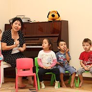 Детский садик - ясли Нур Бала