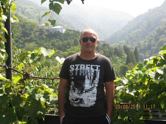Gocha, 51, Batumi
