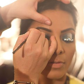 Make-Up Artist- Anna Georgiadou