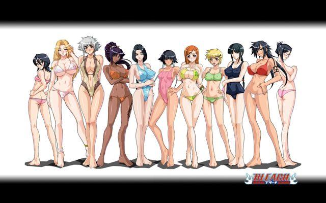 Фотографии самых сексуальных девушек из аниме фото 633-395