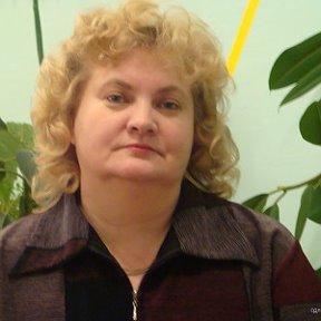 Лариса Лебедева (Кабанова)