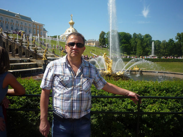 Nikolay, 54, Saint Petersburg