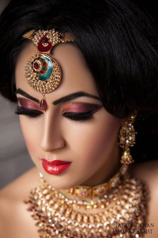 Как красят губы современные индианки фото 236-256