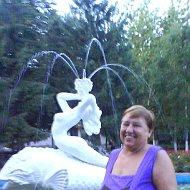 Ольга Лисовая (Харламова)