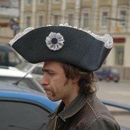 Дмитрий Пачулия