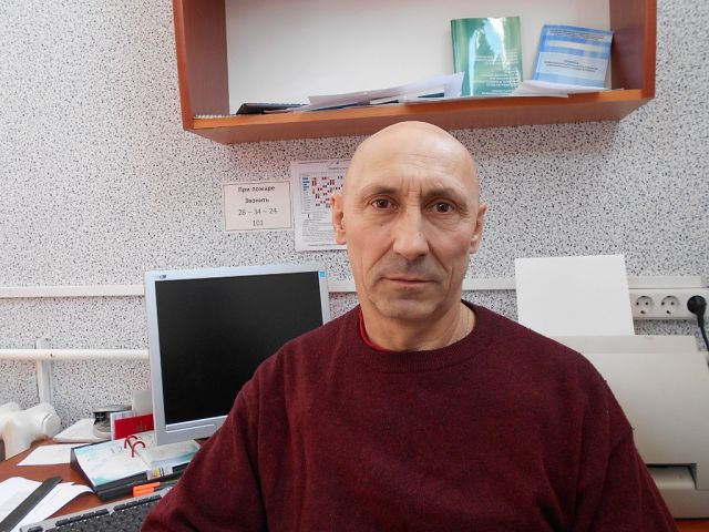 Владимир, 60, Orsha