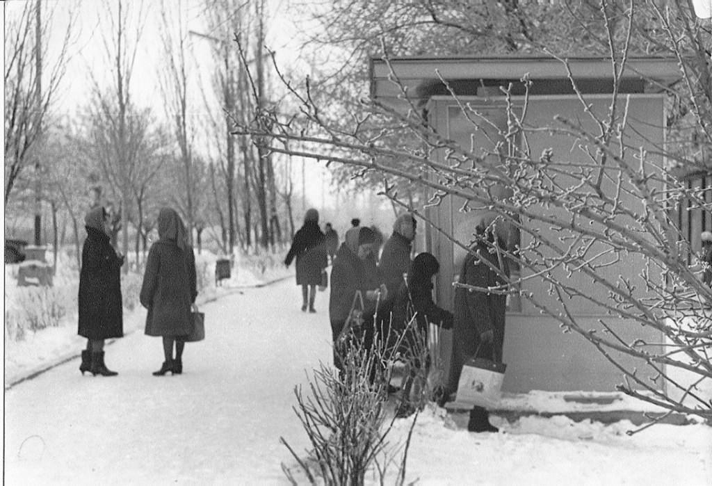 ул. Комсомольская (Номто Очирова). 1973 год