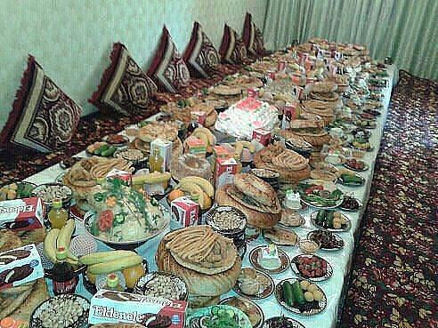 фото узбек таомлари