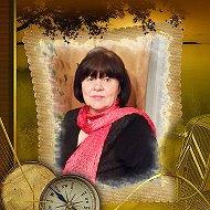 Валентина Репникова ( Бесчетникова