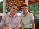 Самара, 2007. Я и Мошкин Денис.