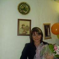 Лариса Куликова (Курганова)