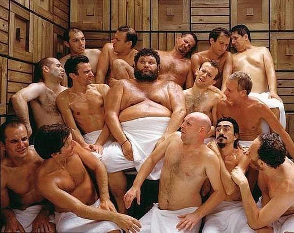 Мужики с бабами в бане фото фото 558-536