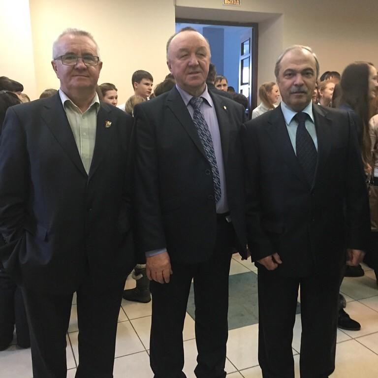 Егоров, Чирков и Швыдко