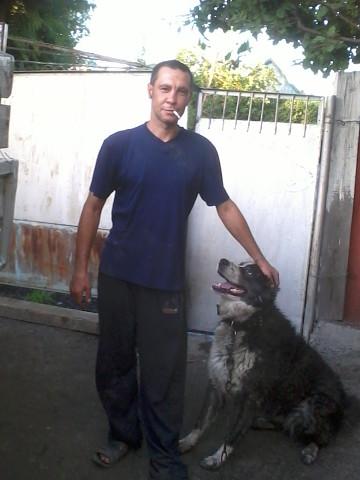 Владимир, 42, Sergeyevka