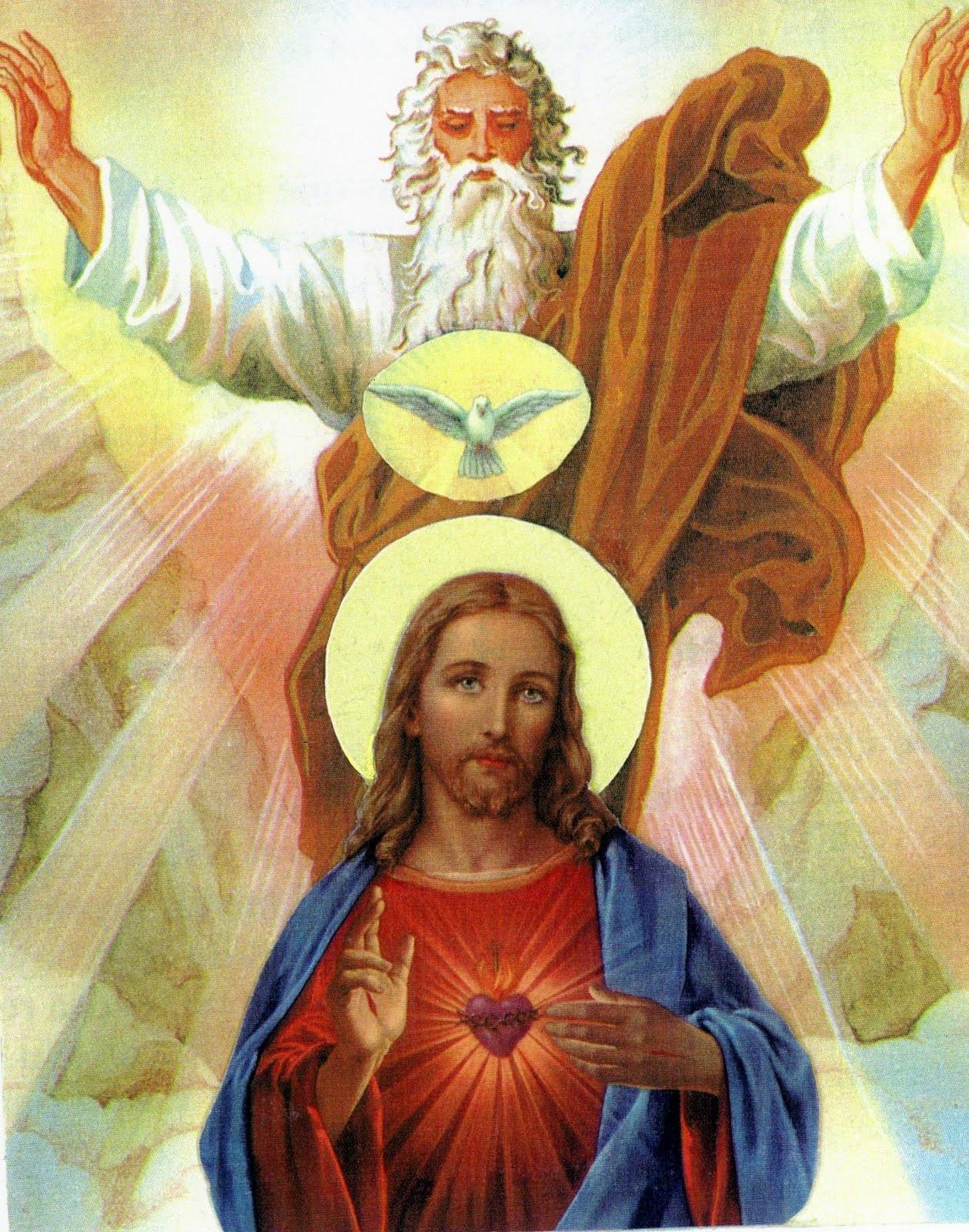 images of god and the holy Long ago, the holy spirit guided our church leaders to understand that jesus is true god and true man he is both divine and human he is the second person of the blessed trinity jesus was also a child who grew up, and who eventually suffered death on the cross and rose from the dead.