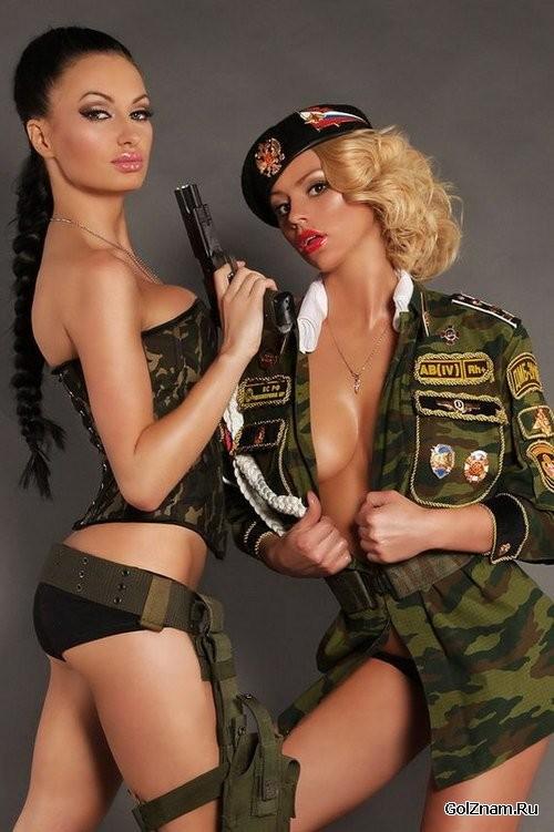 Девчонки кросивые голые спецназ фото 138-816