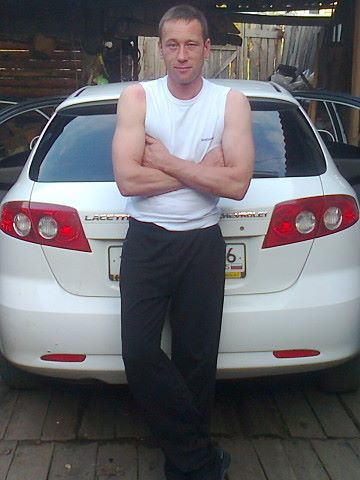 ххх Александр, 39, Krasnotur'insk