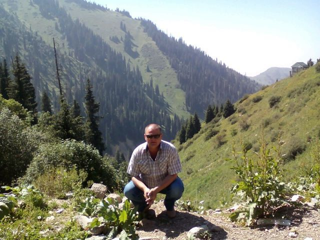 Konstantin, 44, Taraz