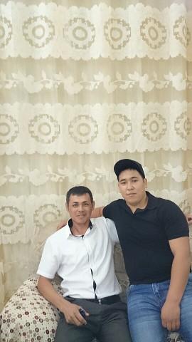 Berkut, 35, Zhanaozen