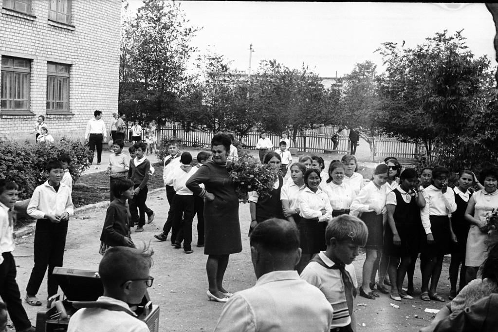 10-я школа. 1972 год