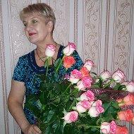 Людмила Боброва (Зорькина)