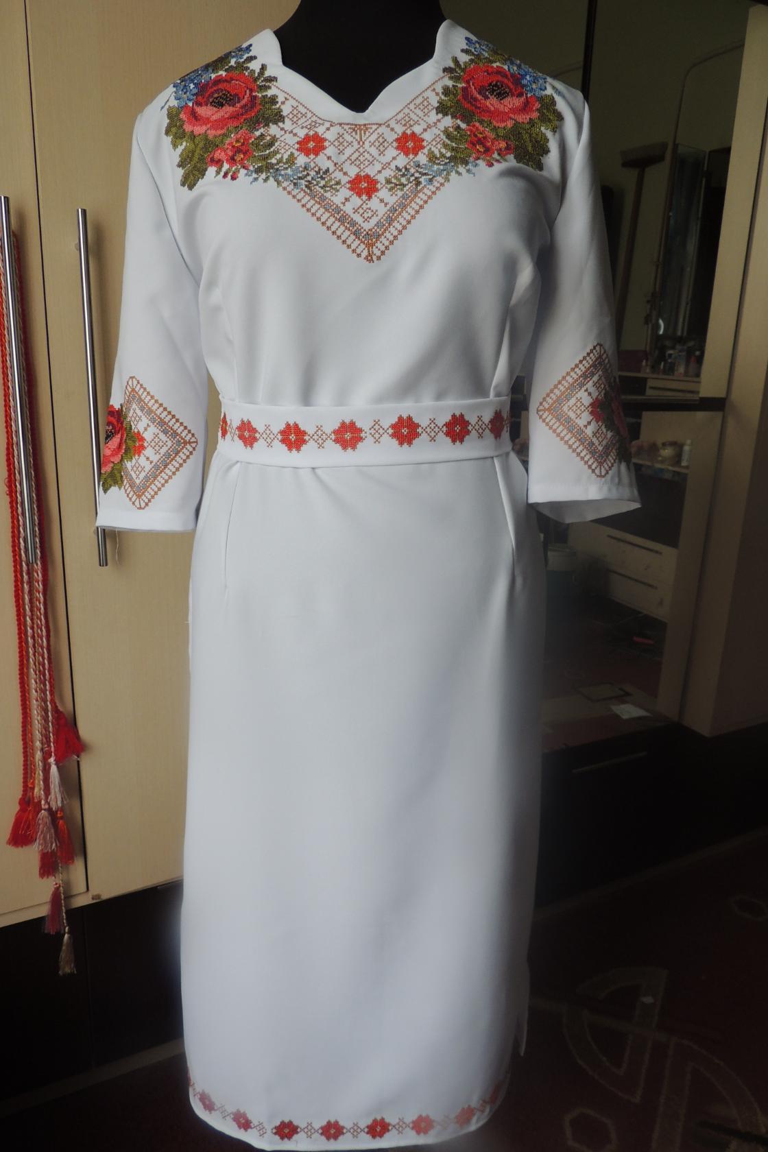 Є в наявності сорочки та плаття великих розмірів  58 1340ab1827f09