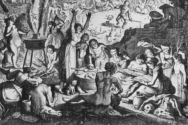 сборник сатанинских культ оргий
