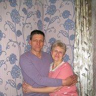 Лариса и Сергей (Штельц)Гладковы