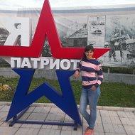 Любовь Туголукова