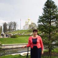 Валентина Засимович- Романова