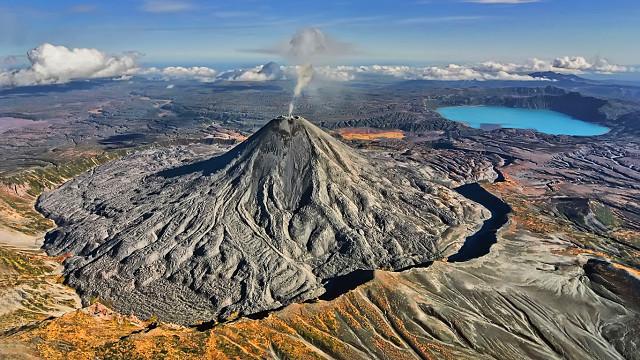 Онлайн веб-камеры вулканов в реальном времени