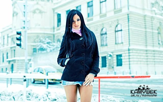 Под юбкой у девушек зимой, русские проститутки в японии