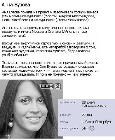 Анна Бузова в Инстаграм  новые фото и видео