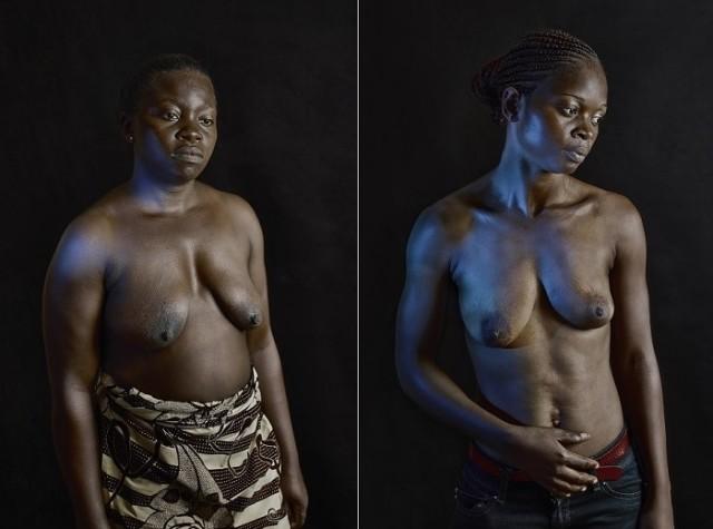 Смотреть как монстры трогают грудь женщины фото 560-79