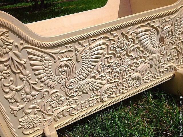 Резная мебель своими руками фото 114