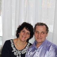Ольга и Сергей Каяткины